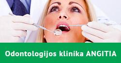 Odontologijos klinika Angitia